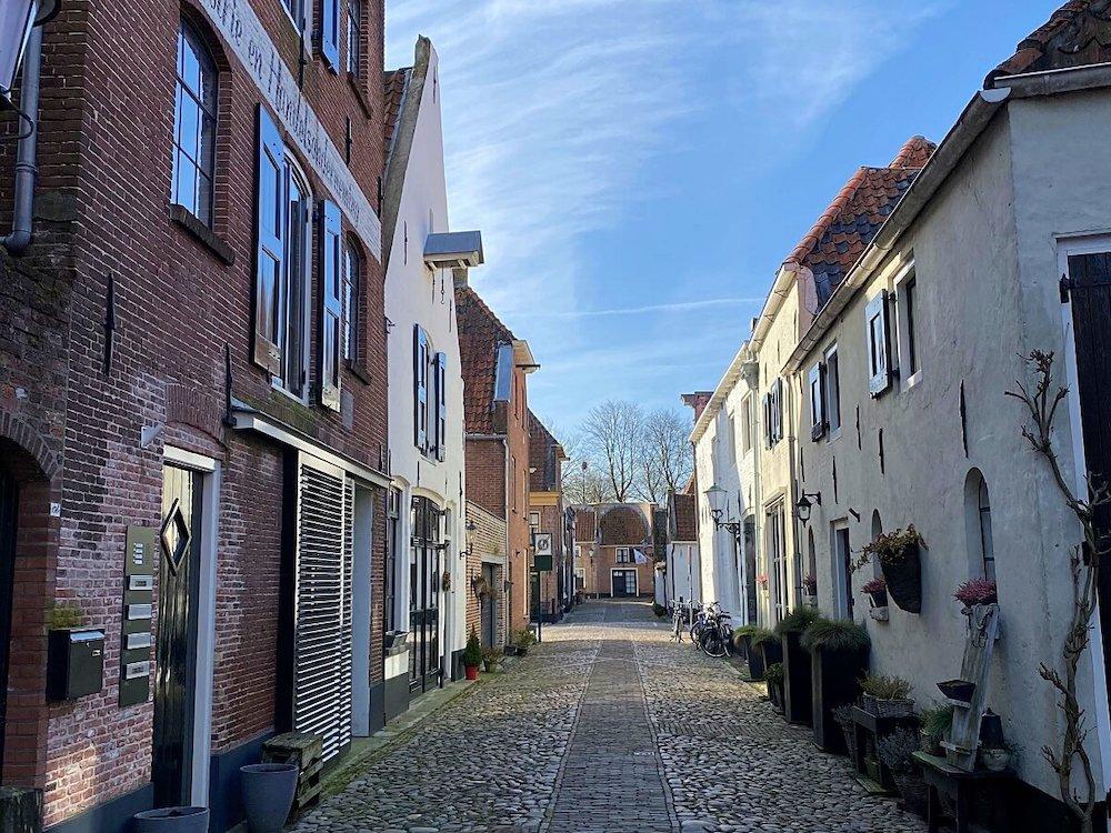 Vestingstad in Nederland - Elburg