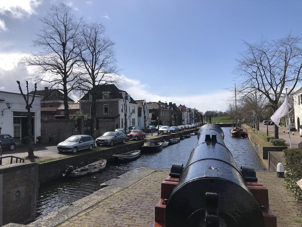 Vestingstad in Nederland - Naarden