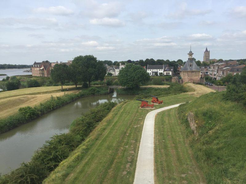 vestingstad in Nederland - Gorinchem