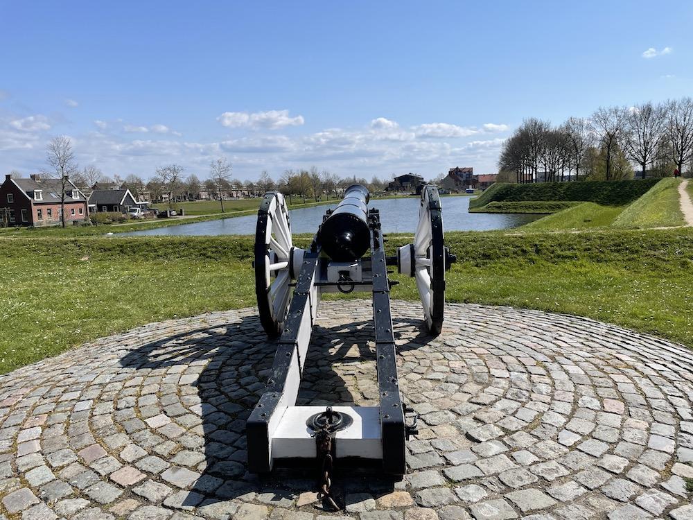 Vestingstad in Nederland - Nieuwpoort
