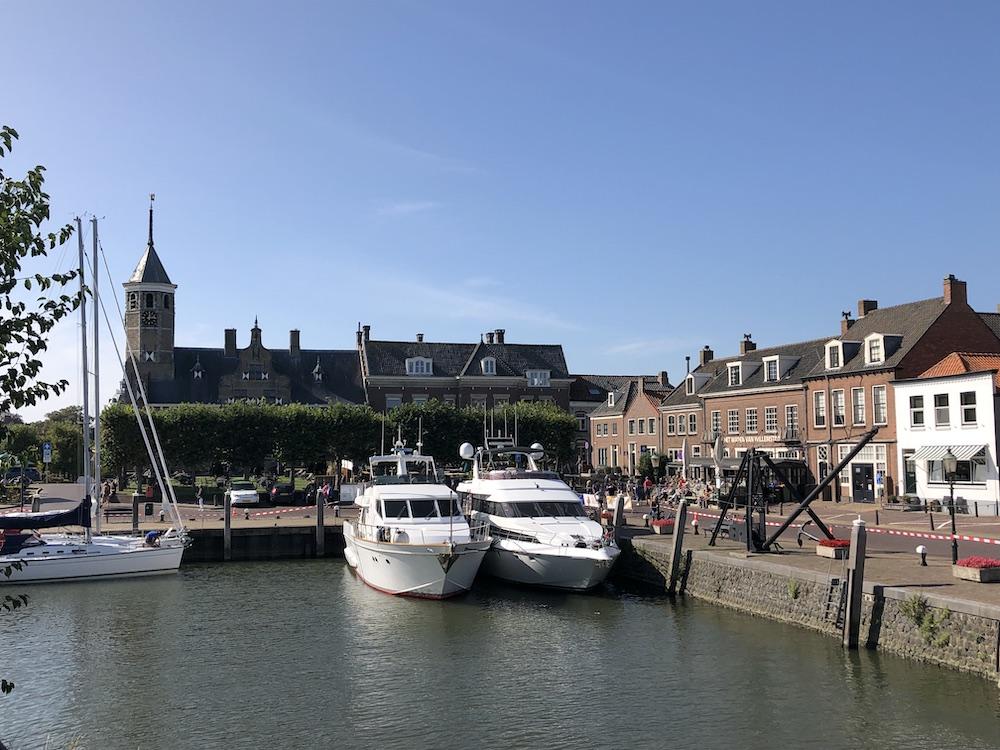 Vestingstad in Nederland - Willemstad