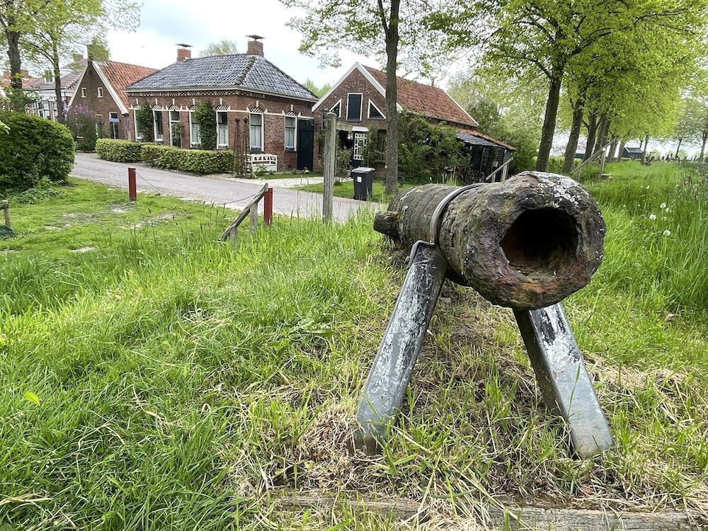 Vestingstad in Nederland - Oudeschans
