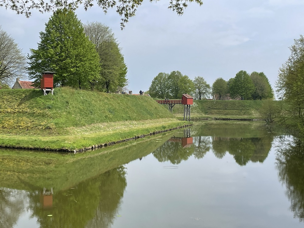 Vestingstad in Nederland - Bourtange
