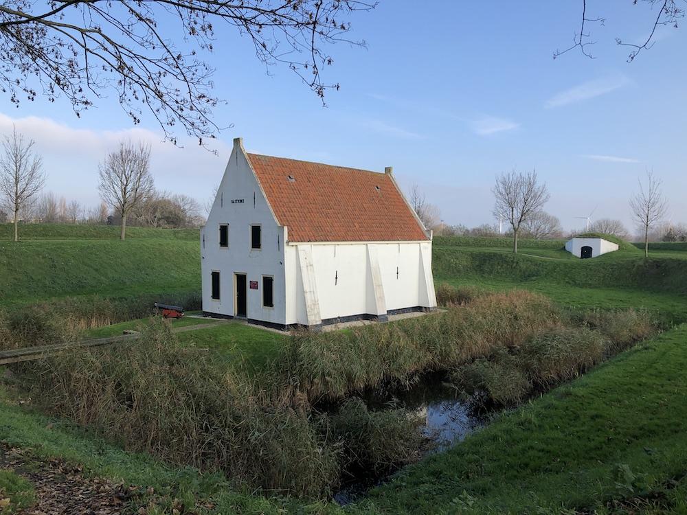 Vestingstad in Nederland - Brielle
