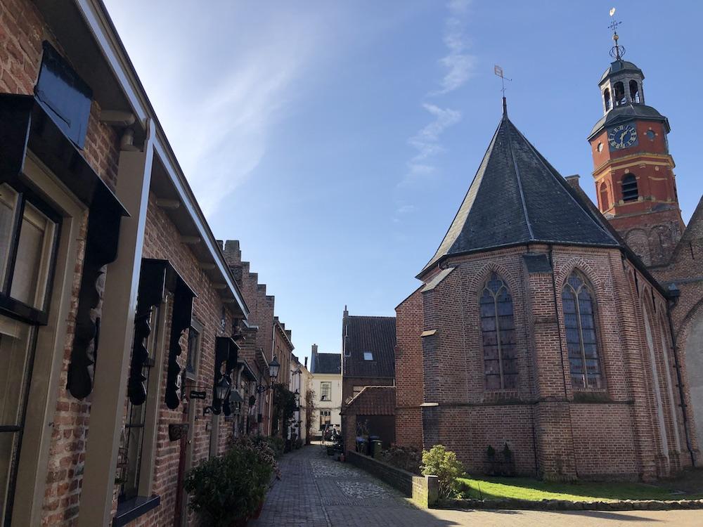 Vestingstad in Nederland - Buren