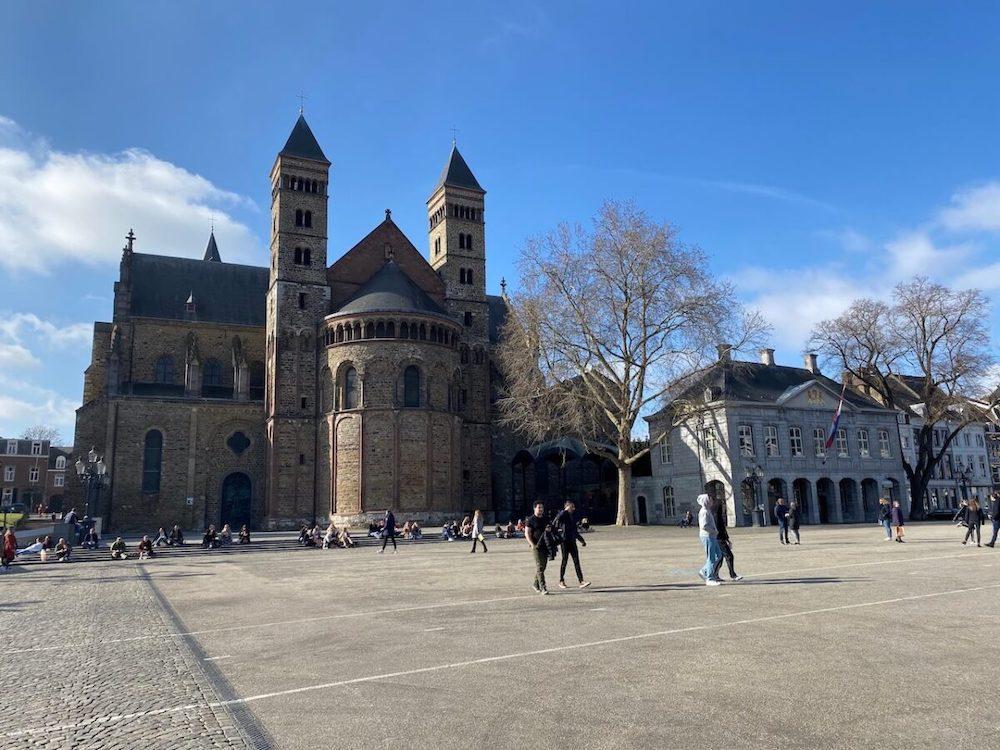 Vestingstad in Nederland - Maastricht