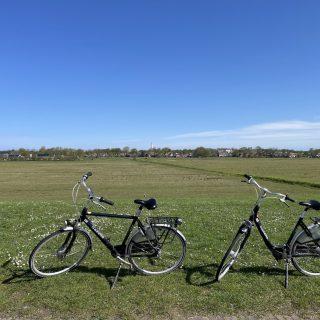 fietsen op Schiermonnikoog 01