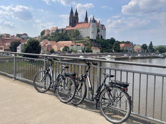 Fietsen langs de Elbe van Dresden naar Meissen via Schloss Moritzburg 07