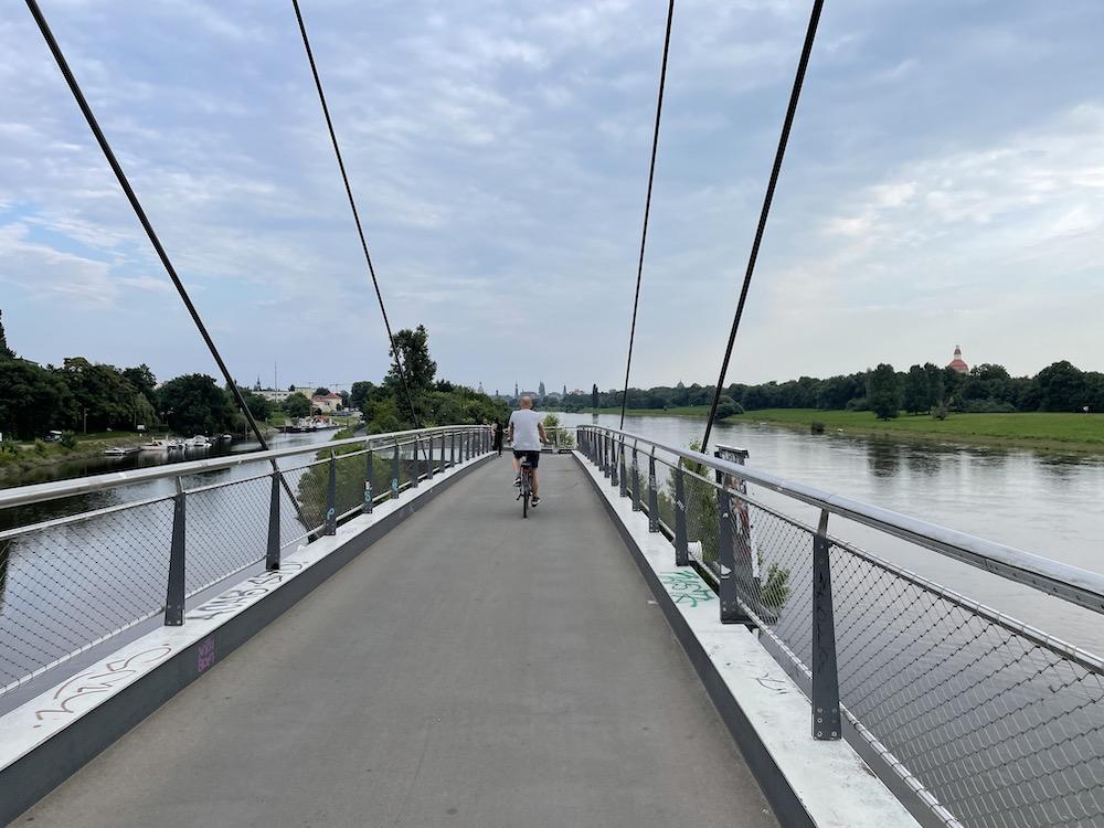 Fietsen langs de Elbe van Dresden naar Meissen via Schloss Moritzburg 09