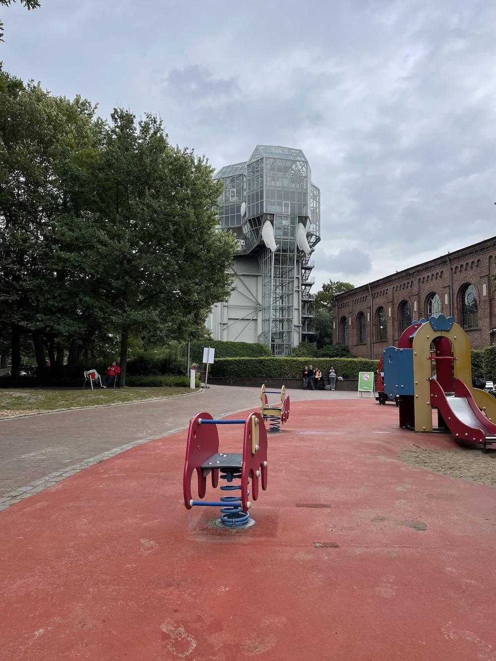Bijzondere kunstwerken in het Ruhrgebied 04